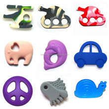 Saft Baby Teething Toys Silicone Teether Giraffe Toys For Babies