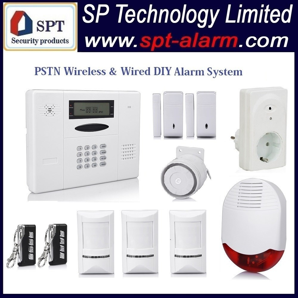 Self Monitoring Home Security diy home security system self monitoring -  home art