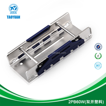 TAOYUAN stationaire China fabrikant metalen/plastic 2 post binder/pin clip/catalogus mechanisme <span class=keywords><strong>dubbele</strong></span> open