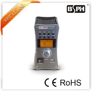 Bluetooth Mp3 Mini Amplifier,4-16 Ohms Output