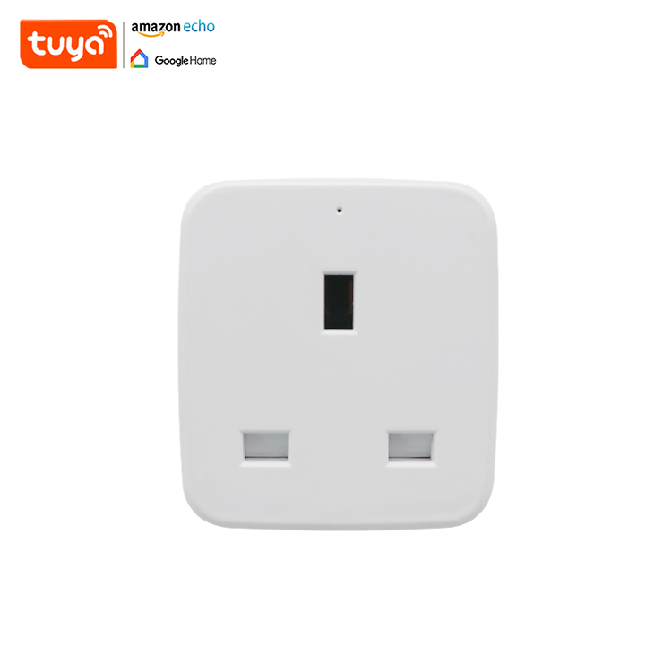 China Factory Wholesale UK 100V 240V Mini Wifi Smart <strong>Plug</strong> With APP Remote Control From Shenzhen