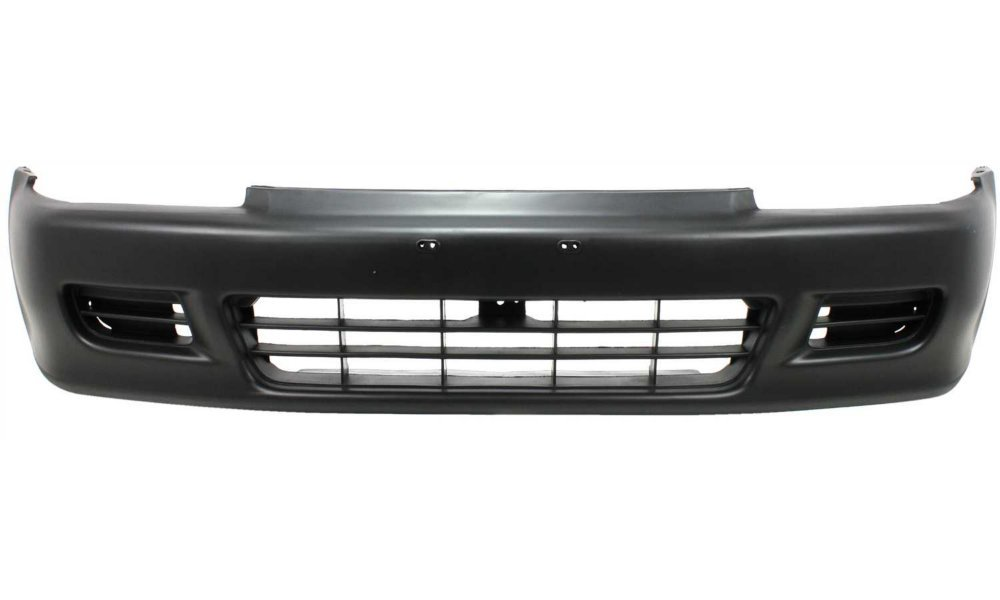 New Evan-Fischer EVA17872013045 Front BUMPER COVER Primed Direct Fit OE REPLACEMENT for 1992-1995 Honda Civic *Replaces Partslink HO1000141