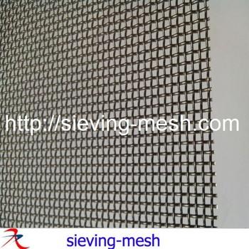 Stainless Steel Security Window Screen Mesh/metal Window Screen ...