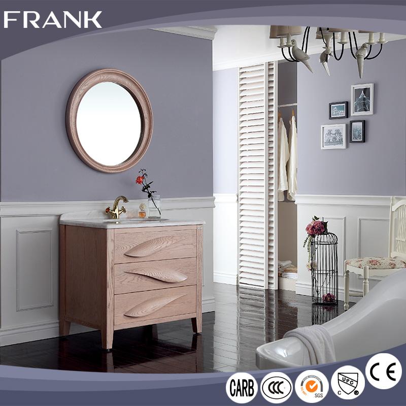 frank de exportacin a ee uu diseo y estilo popular impermeable de importacin de madera maciza muebles de bao moderno