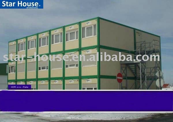 Mobile home as shop/hotel/apartment/workshop/office/villa/domitory/school