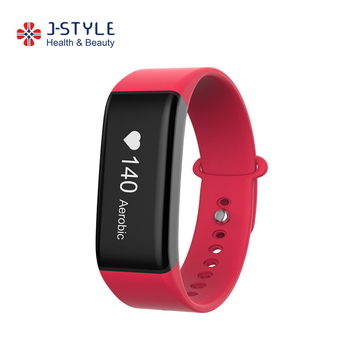 Daily Step Counter Band Heart Rate
