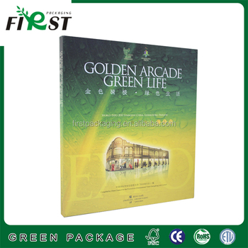 [Factory custom] brochure stand,cheap book printing in china
