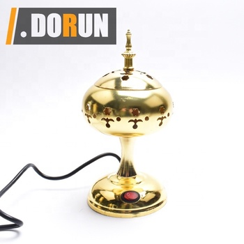 Wholesale Electronic Large Arab Incense Oud Burner