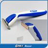 Triple Blade Feature and No Electric razor manufacturer in china