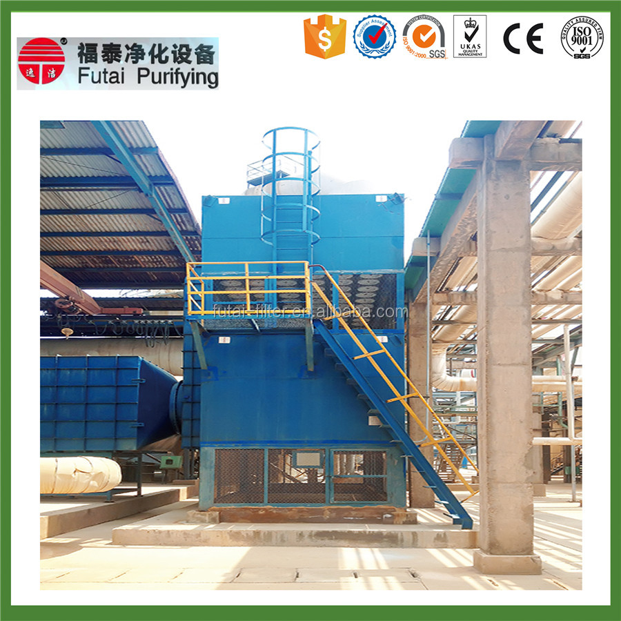 FUTAI High Efficient Pulse Jet Bag Dust Extraction Filter System