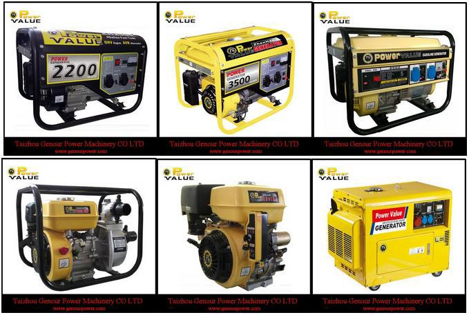 Cheap price 6kw welder machine 12v welder generator gasoline