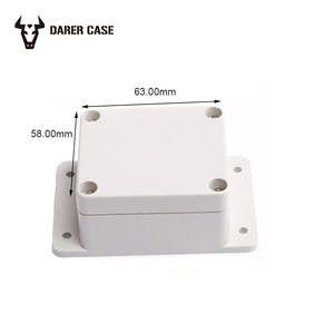 electrical distribution enclosure, junction cabinet IP66, outdoor plastic control waterproof box