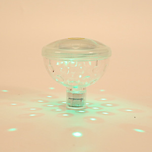 LED Pool Floating Lights Underwater Mood Lamp for Illuminating Swimming Pools and Ponds