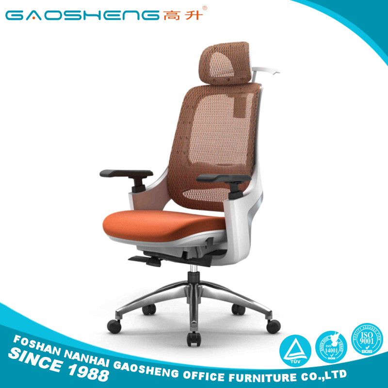 Ergonomic Office Chair With Headrest For Executive Office GT1-WTY-R