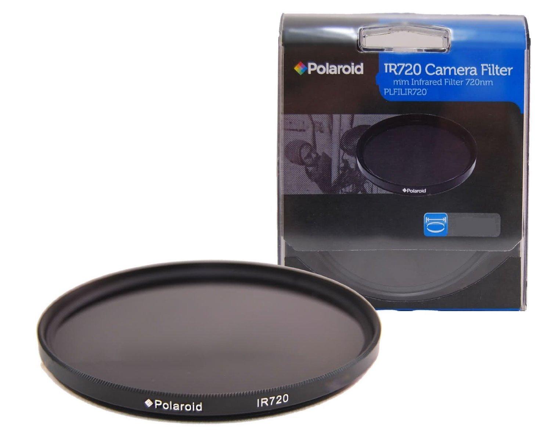 fd2ef03e60 Get Quotations · Polaroid Optics 55mm IR720 Infrared X-Ray Filter
