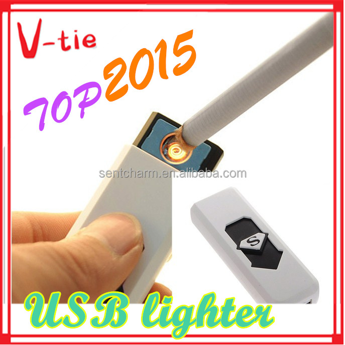 Hot sale electric lighter & kitchen lighter & battery lighter with flashlight