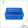Colorful foldable Plastic crate mould