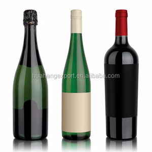 Factory cheap price 500ml 750ml 1000ml glass liquor wine bottle with cork Clear glass Vodka/Bordeaux/Burgundy glass bottles