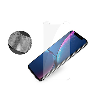Image of 0.3mm 9H Premium Screen Protector for iphone X XR XS XS MAX 8 7 6 Tempered Glass screen protector