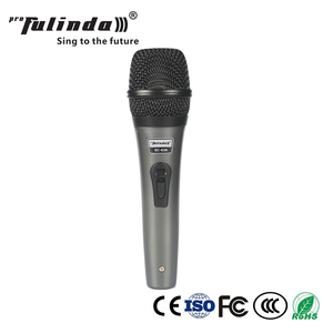 Wired Dynamic KTV Plastic XLR Microphone Price