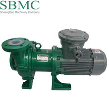 ISO9001 Standard co2 gas properties horizontal pump supplier
