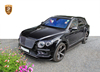For Bentley bentayga body kit carbon fiber front lip/rear diffuser for bentayga