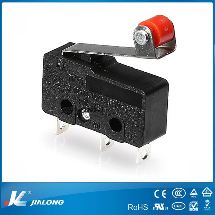 normally open and closed KW miniature mirco snap action switch
