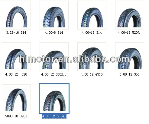 high quality street scooter tricycle motorcycle tyre