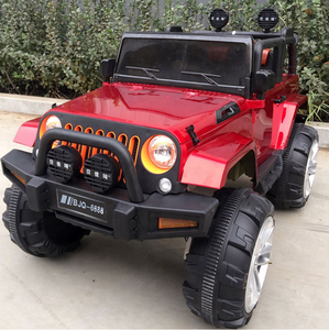 Super Cool Open Door Electric Ride On Car Remote Control Music LED Light Ride On Car Gift Toys for Kids