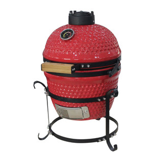 Auplex Barrel BBQ oven Grill 13'' Barbeque Grill Machine