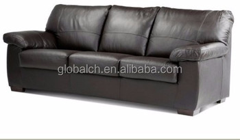 leather office couch. office sofa classic wood frame leather couch