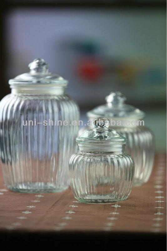 Ermetico barattoli di vetro per la pasta bottiglie e for Ikea contenitori vetro
