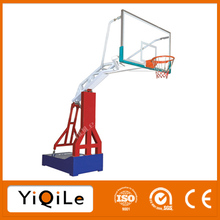 New portable basketball stand Durable basketball board Elastic basketball ring