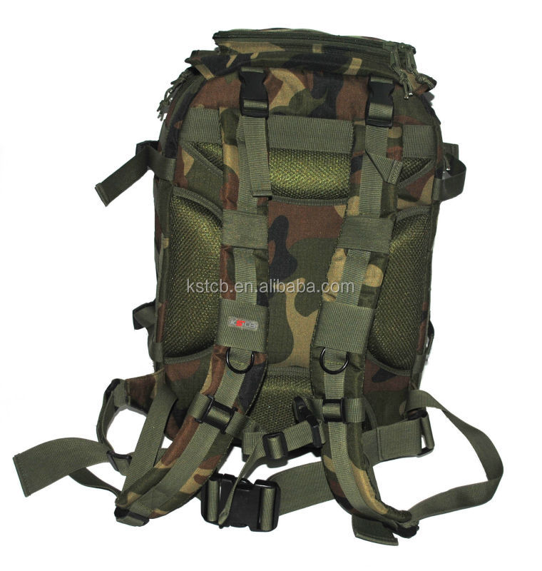 High Quality Waterproof Camo Camera Backpack Laptop Backpack ...