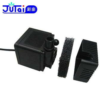 China Gold Manufacturer Supply Compact Size Small 12V DC Brushless Oxygen-enriched Aquarium Pump for Fish Pond Filter System
