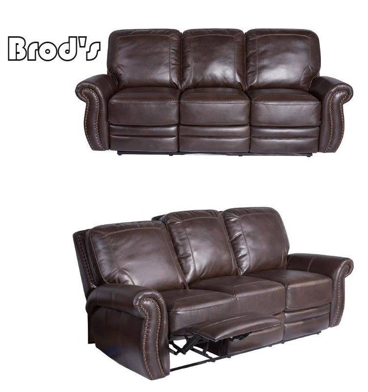 Living Room Fabric Recliner Single Sofa Home Theater