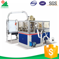 High End automatic paper cup die cutting machine