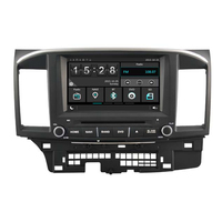 WITSON WINDOWS TOUCH SCREEN CAR DVD FOR MITSUBISHI LANCER 2006 2015