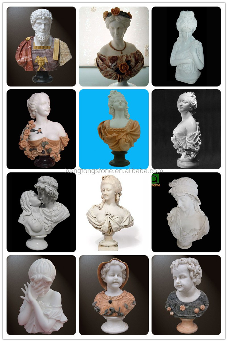 how to clean a mixed mable statue