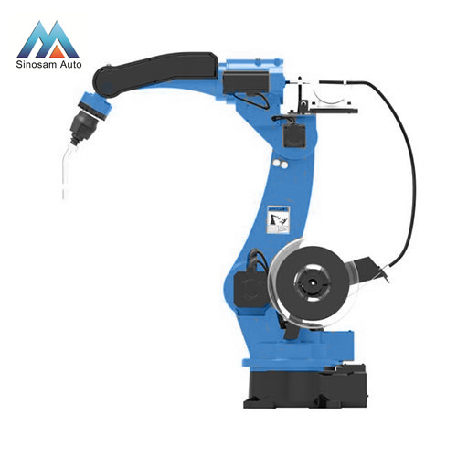 Industry Six Axis Robot for <strong>Welding</strong> and cutting Applications, Shandong Sam