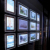 Real Estate Agent LED Light Pockets Window Displays