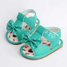 5 colors 2016 Summer Kids Children shoes Bow Girls Princess sandals Children sandals Girls beach shoes