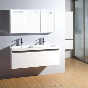 Luxus-stil Badezimmer Eckschrank Moderne Badezimmer-eitelkeit Mdf ...
