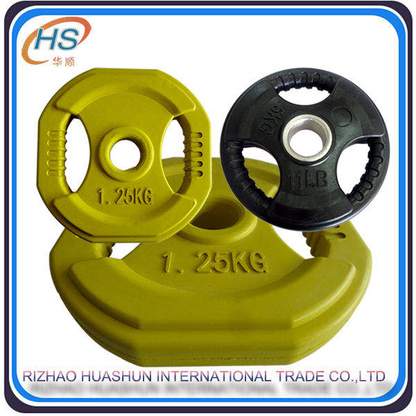 Gym Execise Cheap And High Quality Weight Lifting Plates set For Sale