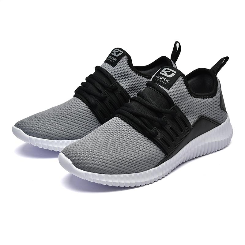 4b93fcf79 مشرق اللون الاحذية الرجال الأحذية الرياضية شبكة الطاقة-أحذية رياضية ...