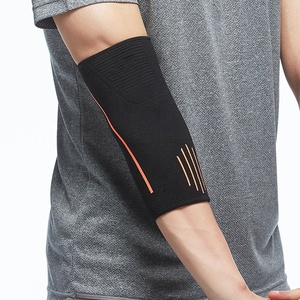 China manufacturer sport badminton training impact compression elbow pad sleeve with good price