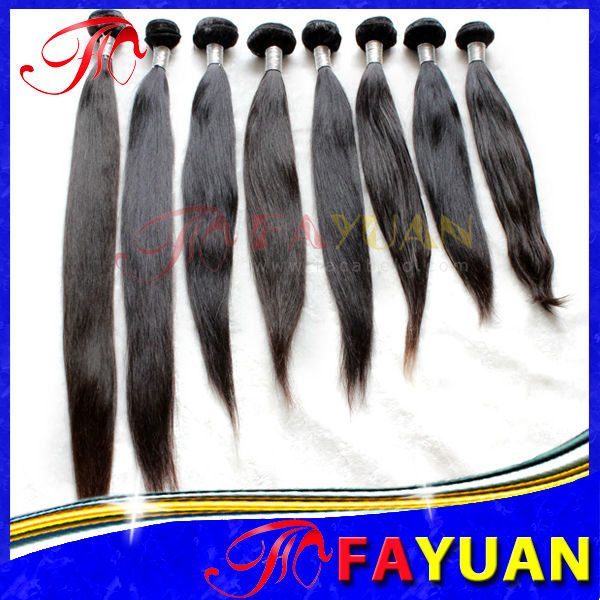 New Queen products Excellent Grade Quality Raw Unprocessed estencion capelli remy