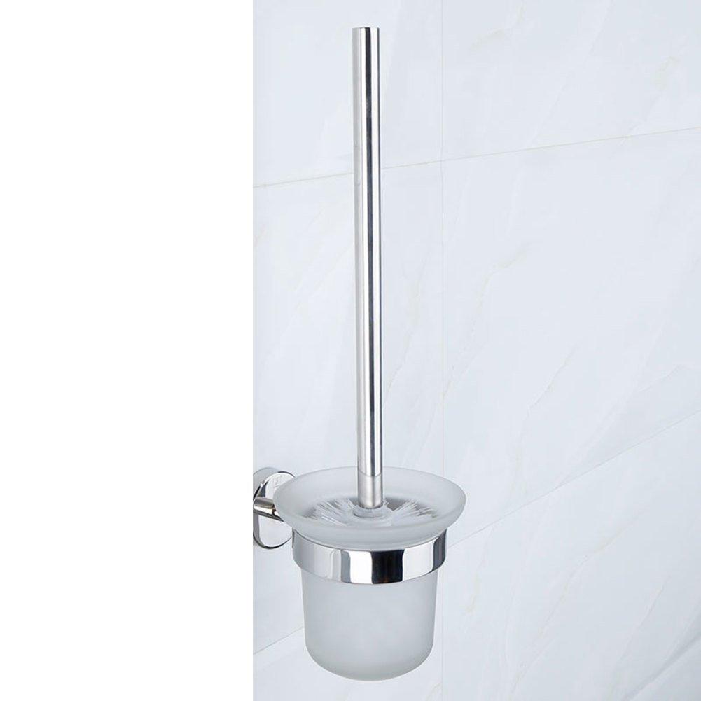 Bathroom toilet shelf/Toilet brush holder/Stainless steel toilet brush cup holders/ Bathroom suite toilet-A