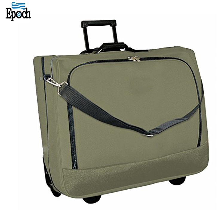 Nuovo prodotto comodo pratico di rotolamento indumento sacchetto di imballaggio, carrello dei bagagli