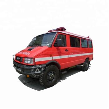 Beiqi 4wd 4*4 Off Road Diesel Medical Ambulance - Buy